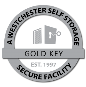 Croton Self Storage a Westchester Self Storage Facility grey logo