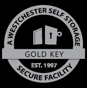 Croton Self Storage a Westchester Self Storage Facility grey logo