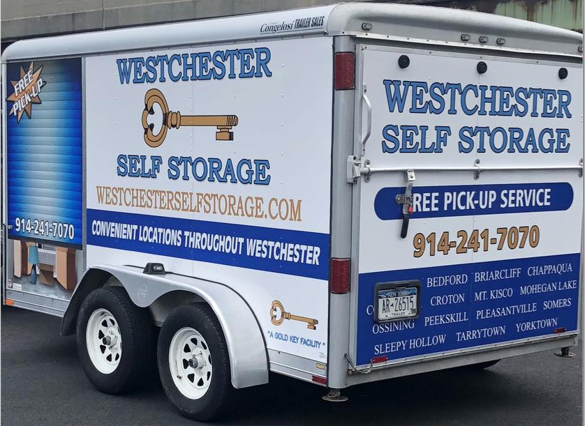 Door To Store service truck