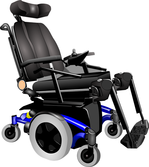 Climate Controlled units for medical equipment and supplies storage photo of electronic wheelchair